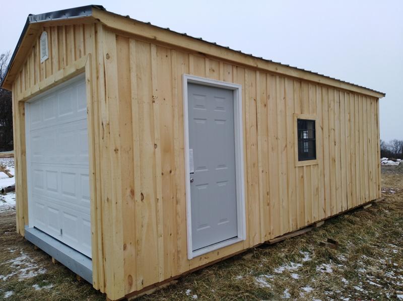 Garage Builders Oneida